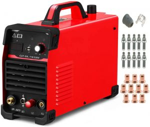 Sungoldpower dual voltage pilot arc plasma cutter