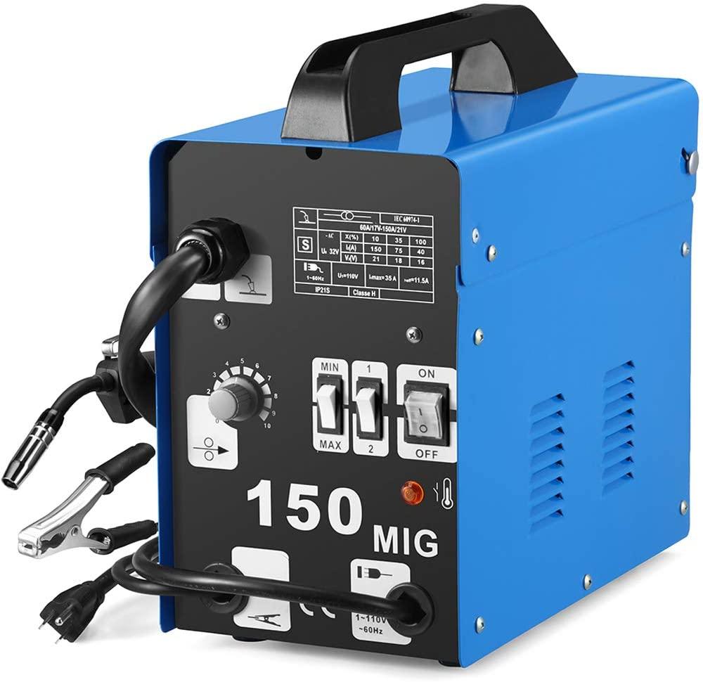 Sungoldpower mig 150 amp welder