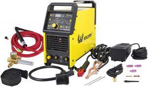 Weldpro Digital TIG 200GD AC-DC welder