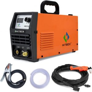 50A plasma cutter from Hitbox