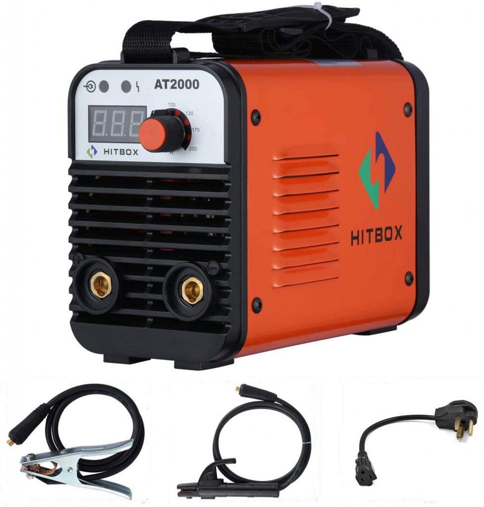 dual voltage Hitbox stick welder