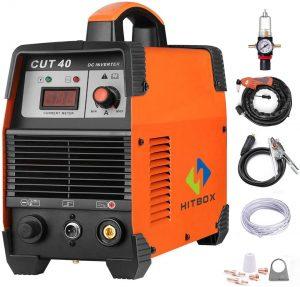 220V Hitbox air plasma cutter, 40A clean cutting capacity