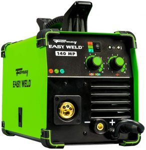 multi-process welder - forney easy weld 140 mp