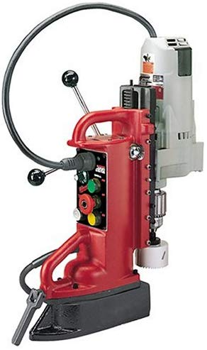 Milwaukee 4206-1 12.5 Amp Electromagnetic Drill Press with 3/4-Inch Motor and Chuck