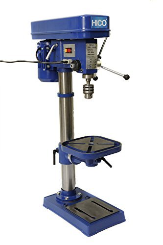 HICO-DP4116 13-Inch Bench Top Drill Press 12 Speed