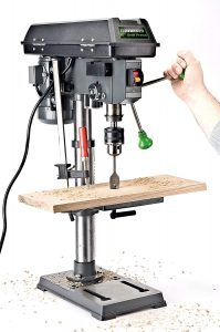 5 speed genesis drill press