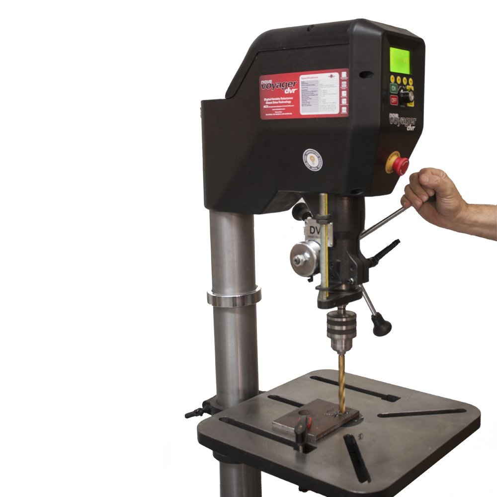 NOVA 58000 Voyager drill press