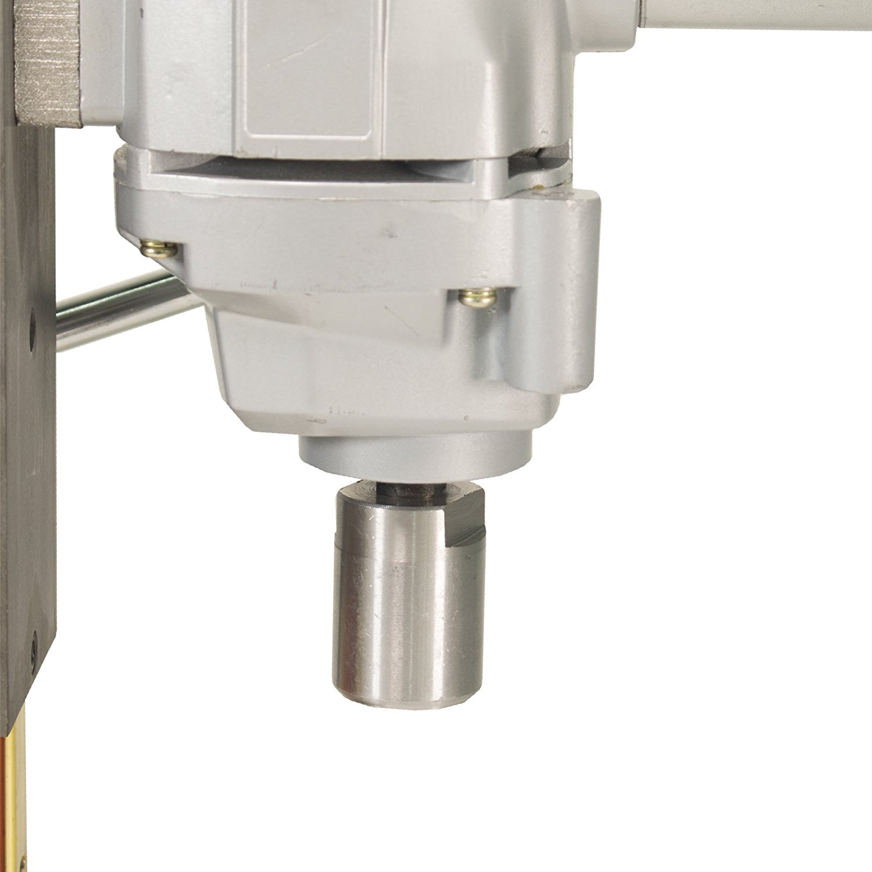 Steel drill press