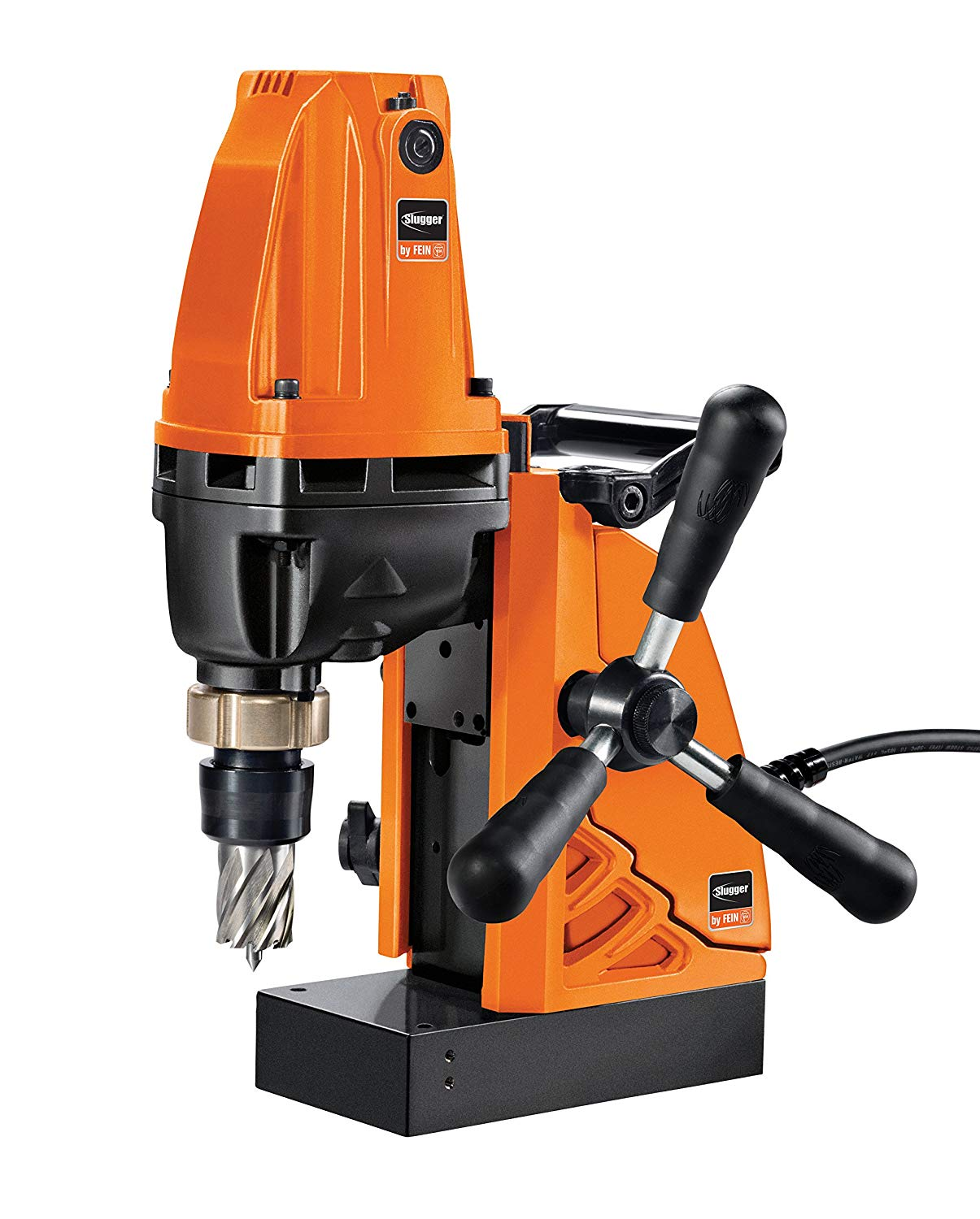 Jancy JHM Series ShortSlugger Magnetic Base Drilling Unit, 750W, 2