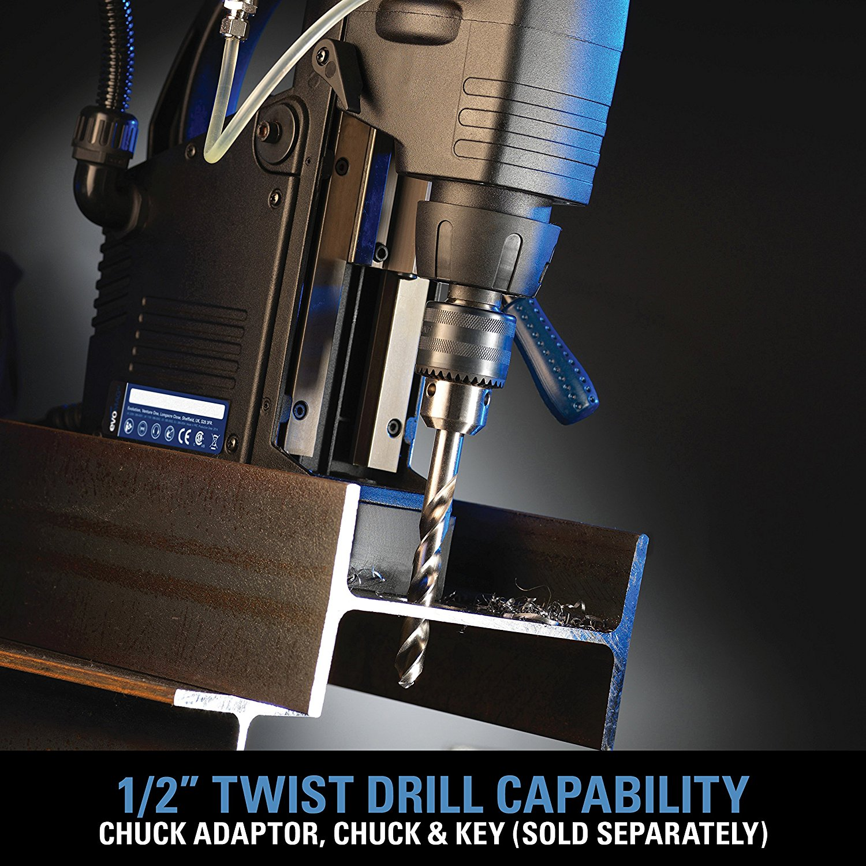 Evolution drill press