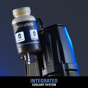 integrated coolant system