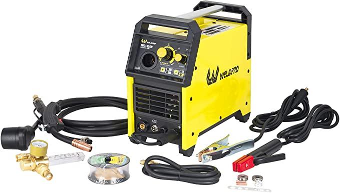 Weldpro 155 Amp Inverter MIG/Stick Arc Welder