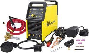 Weldpro 200GD AC-DC TIG Stick Dual Voltage Welder